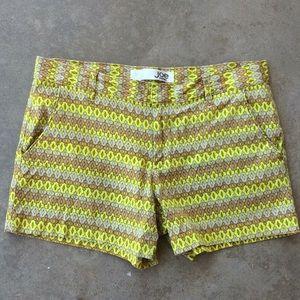 Joe Fresh print cotton shorts